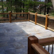 absolute exteriors stone deck