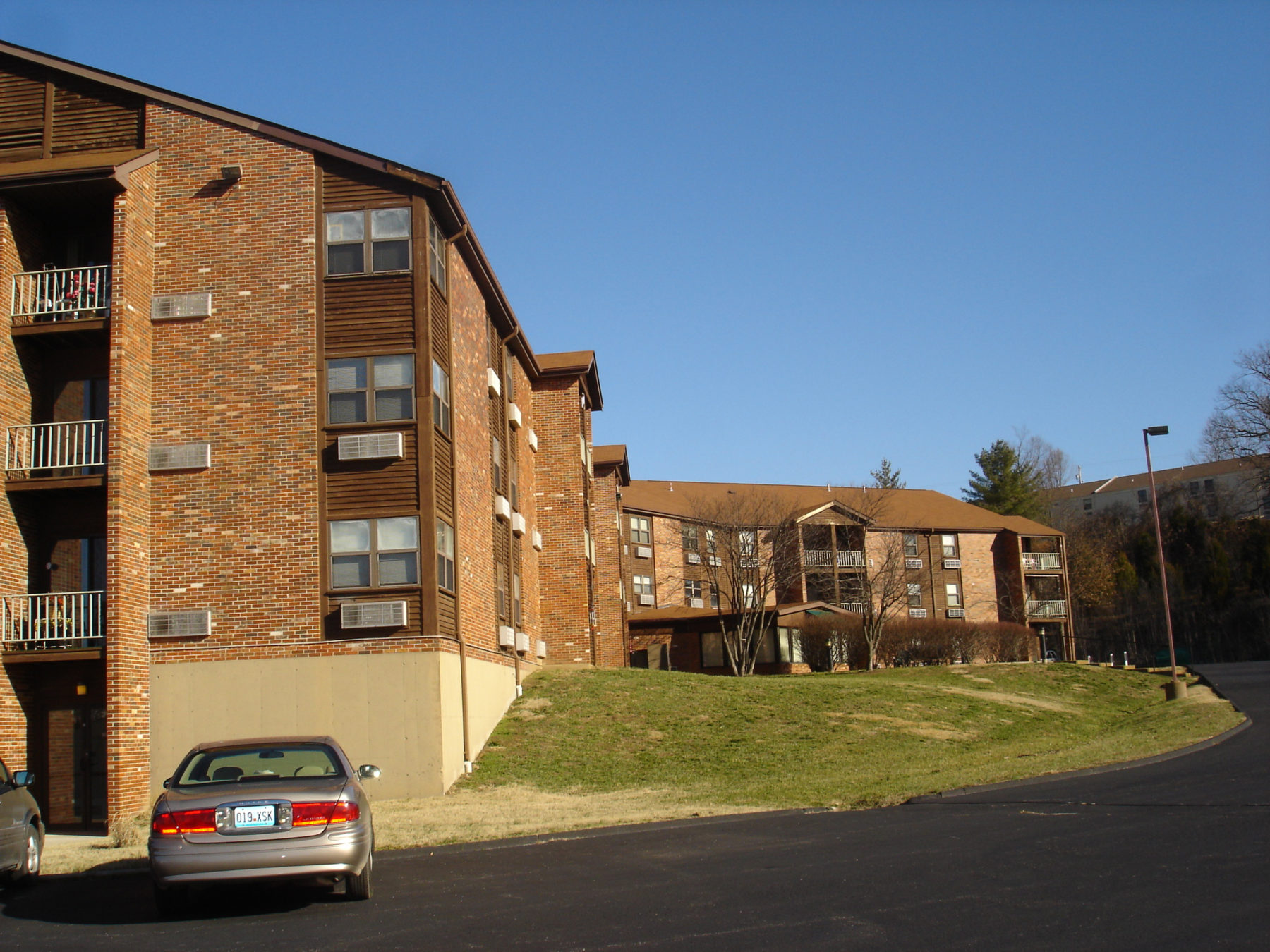 roofing needs for apartment homes