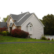 siding for large home