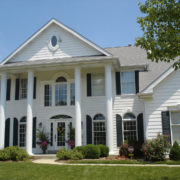 windows and patio doors for large home